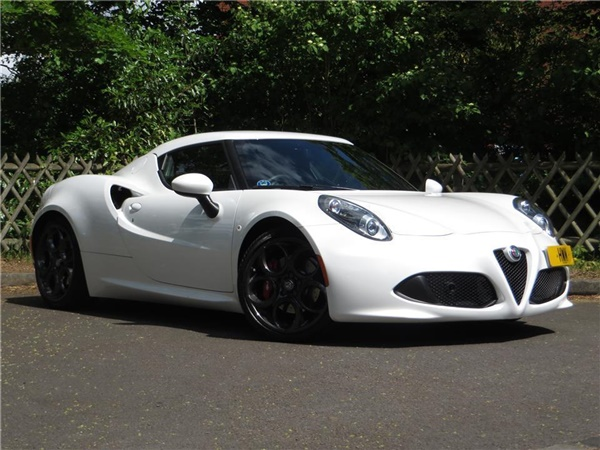 Large image for the Used Alfa Romeo 4C