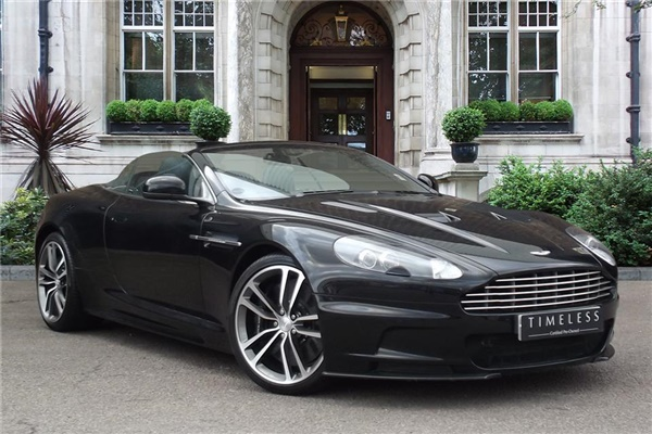 Large image for the Used Aston Martin DBS