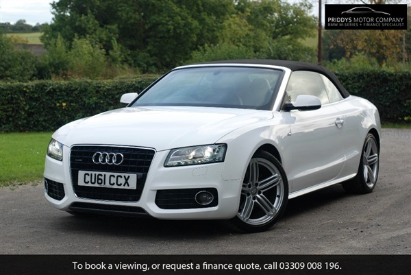 Large image for the Used Audi A5