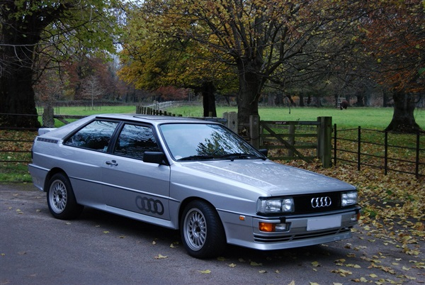 Large image for the Used Audi Quattro