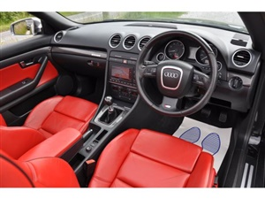 Large image for the Used Audi S4 Cabriolet