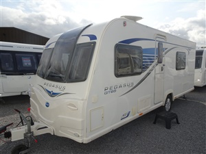 Large image for the Used Bailey Pegasus GT65 Verona