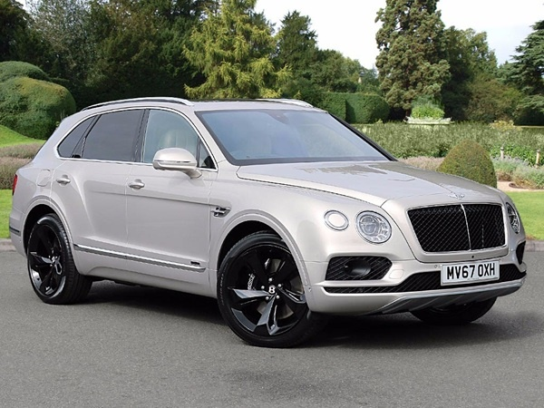Large image for the Used Bentley Bentayga