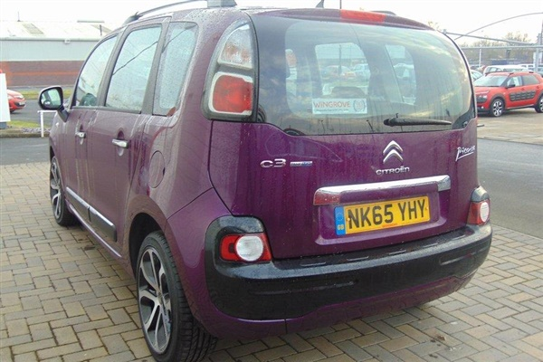 used 2015 citroen c3 picasso 1 6 bluehdi 100ps selection. Black Bedroom Furniture Sets. Home Design Ideas