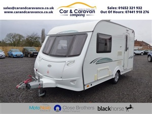 Large image for the Used Coachman Wanderer