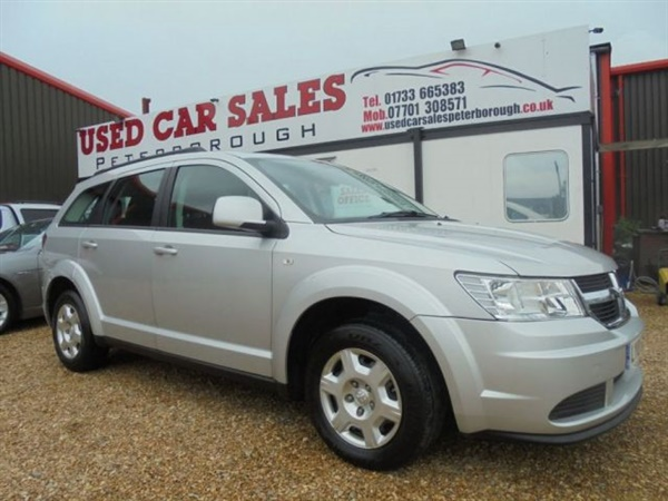 Large image for the Used Dodge Journey