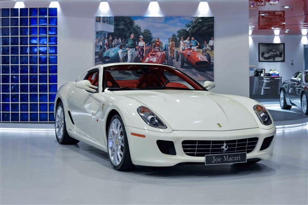 Large image for the Used Ferrari 599