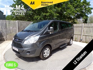 Large image for the Used Ford Tourneo Custom