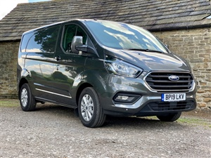 Large image for the Used Ford Transit Custom