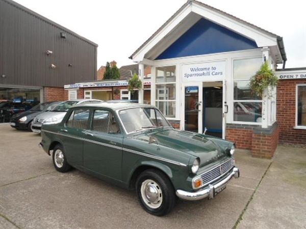 Large image for the Used Hillman Minx