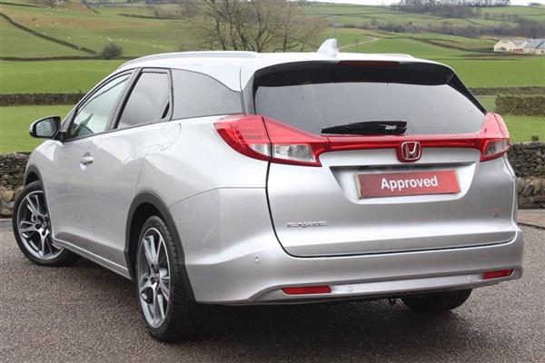 Cars For Sale Kendal Uk: Used 2016 Honda Civic 1.6 I-DTEC SR In Alabaster Silver
