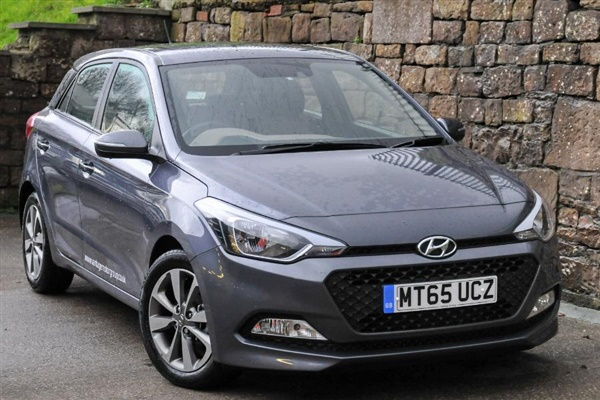 Used 2015 Hyundai I20 Gdi Se In Stardust Grey Metallic For Sale In Oldham For 163 10 179