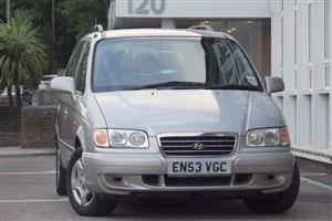 Large image for the Used Hyundai Trajet