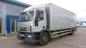 Large image for the Used Iveco Eurocargo