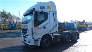 Large image for the Used Iveco Stralis