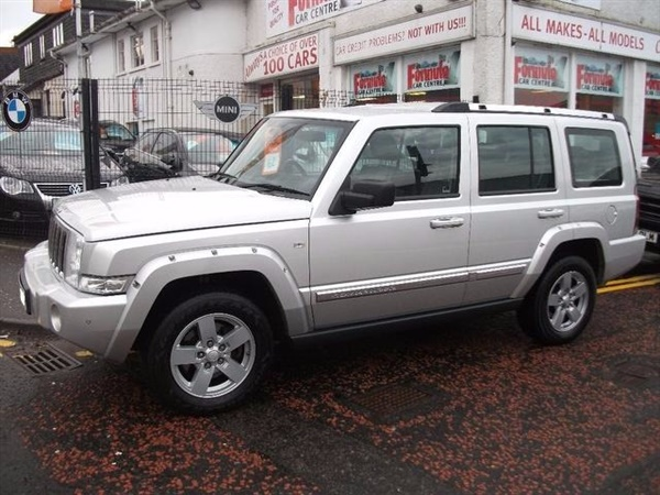 Large image for the Used Jeep Commander