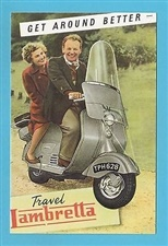 Large image for the Used Lambretta LD