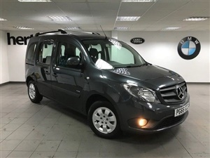 Large image for the Used Mercedes-Benz CITAN TRAVELINER
