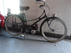 Large image for the Used Motobecane MOBYLETTE