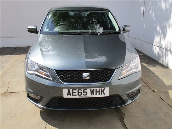 Used 2015 Seat Toledo 1 2 Tsi 110 Style 5dr In Metallic Rhodium Grey For Sale In Cambridge For