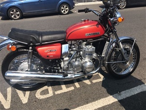 Large image for the Used Suzuki GT750