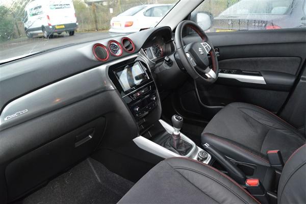 Used 2015 Suzuki Vitara Vitara S Boosterjet In Cool White