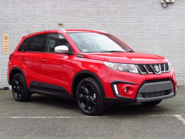 Used 2016 Suzuki Vitara Sz5 In Bright Red For Sale In