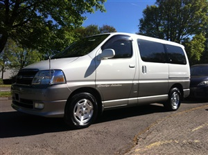 Large image for the Used Toyota Grand Hiace