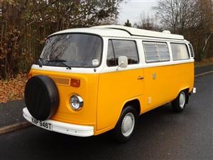 Large image for the Used Volkswagen Camper