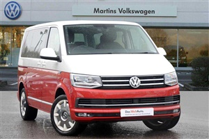 Large image for the Used Volkswagen Caravelle