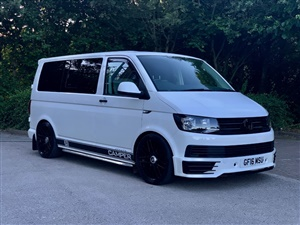 Large image for the Used Volkswagen Transporter